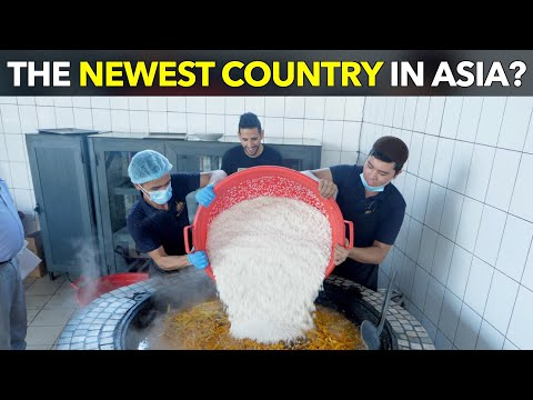 The Newest Country in Asia?