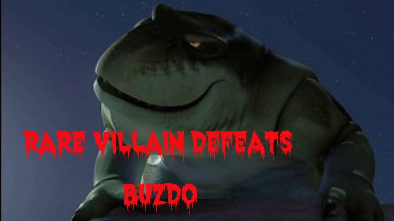 Rare Villain Defeats Budzo Youtube