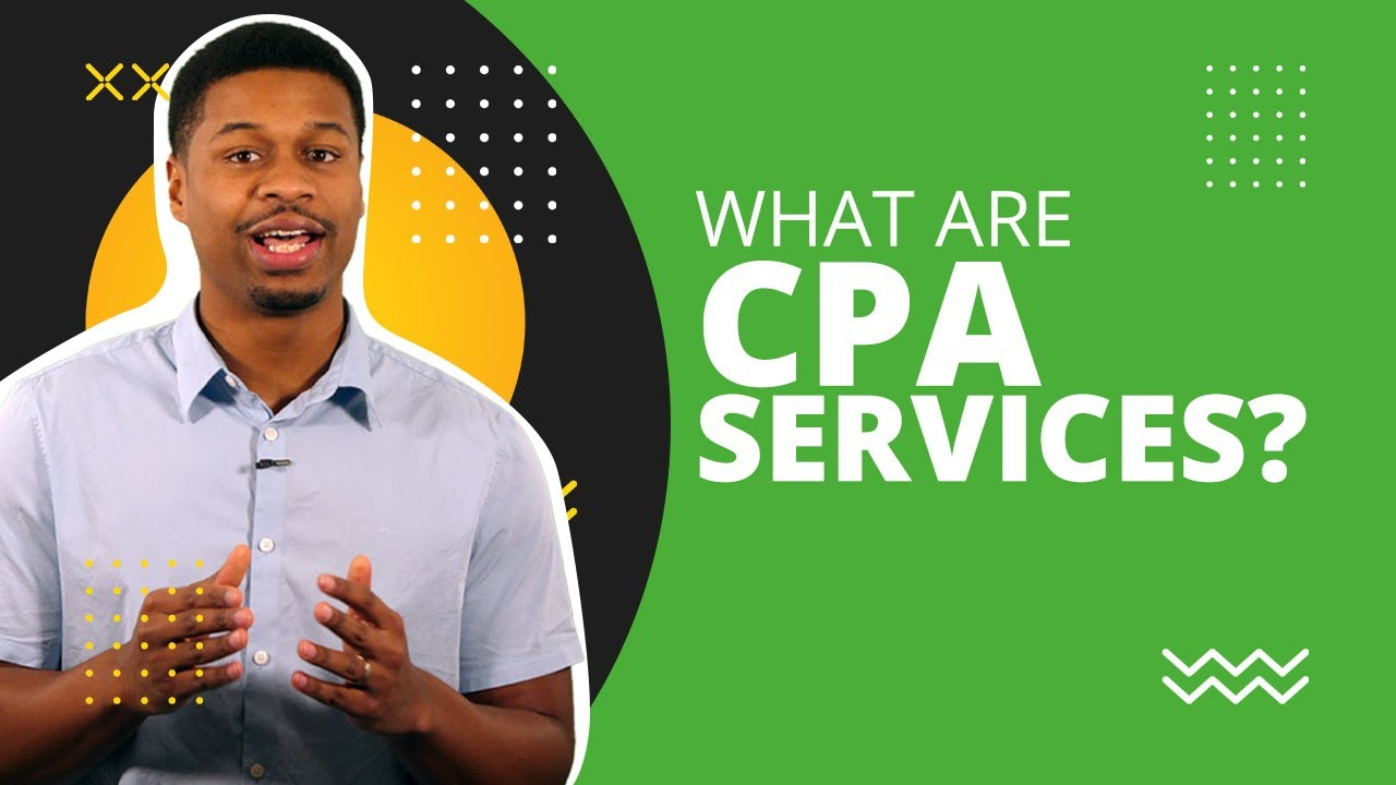 What are CPA Services? How is this Different from Bookkeepin