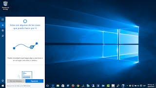 Configurar Cortana en Windows 10