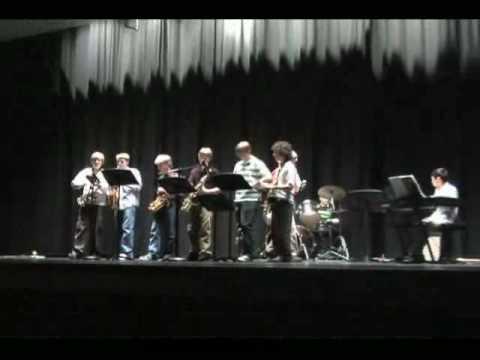 INSPIRE MUSIC,York, PA- Blue Bossa-Blue Trane