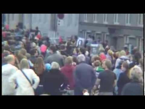 22 irakere blev udvist i nat. Stor manifestation i københavn, themigrant