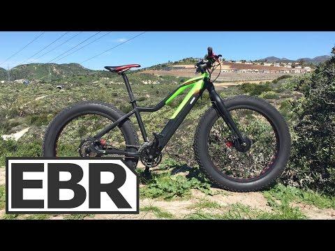 Easy Motion Evo Big Bud Pro Video Review - AWD Electric Fat Bike