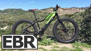Easy Motion Evo Big Bud Pro Video Review - AWD Electric Fat Bike