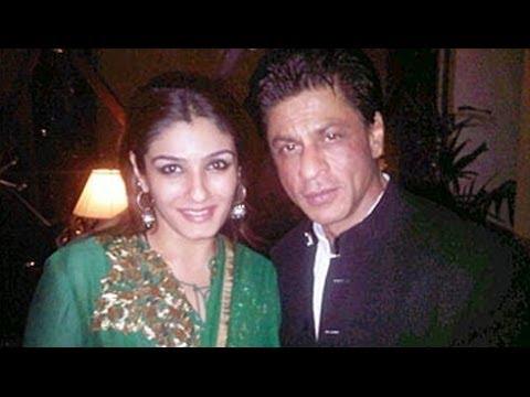 Raveena Tandon Smitten By Shah Rukh Khan's Horse Sense !