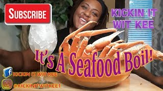 #parisart88 Seafood Boil
