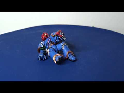 Space Marine Casualty