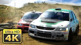 Colin McRae DIRT : Old Games in 4K