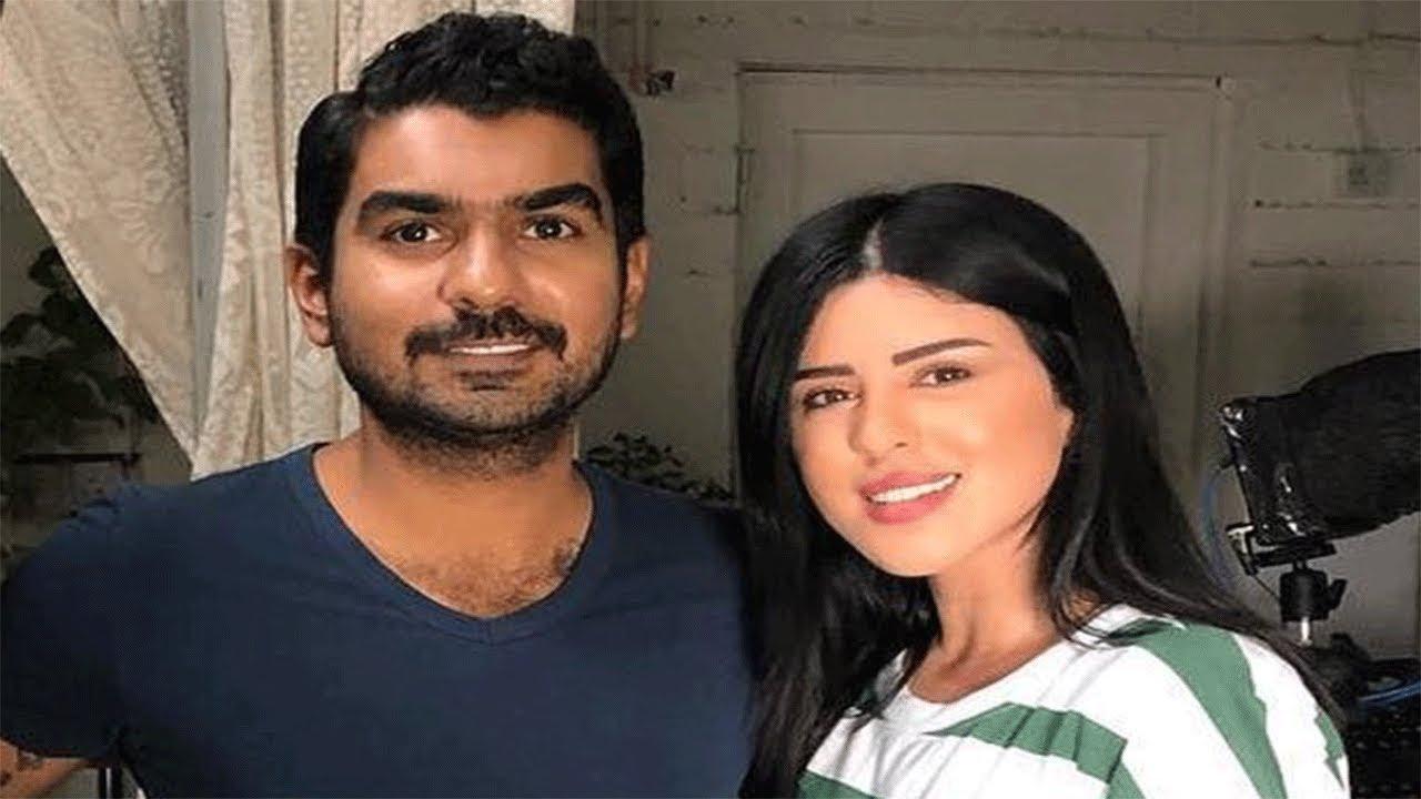 لقطة غير مقصودة بين خالد الشاعر وزوجته نور الشيخ تخطف انتباه الجمهور Youtube