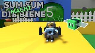 SUM SUM makes the bee ▶ Roblox Bee Swarm Simulator #12