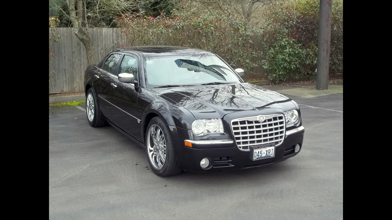 used 2005 chrysler 300 for sale at campbell chrysler in centralia wa youtube. Black Bedroom Furniture Sets. Home Design Ideas