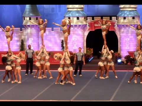 Cheer Extreme Raleigh SSX UCA 2018