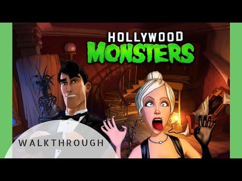 Hollywood Monsters Lite - Walkthrough ✨