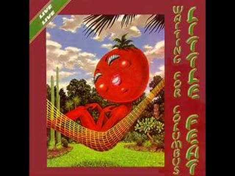 Little Feat- Time Loves a Hero