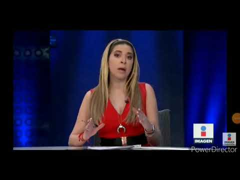 Fantasma durante Noticiero  de Ciro Gómez Leyva