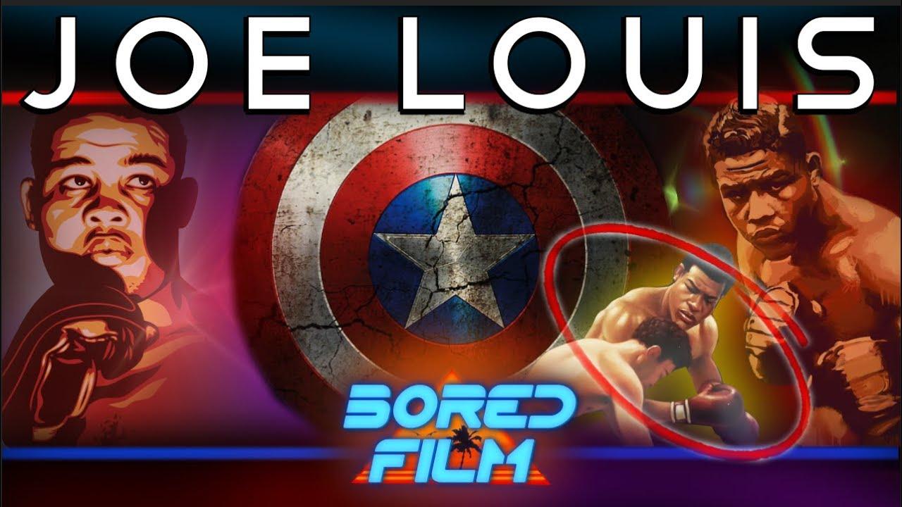 Joe Louis - The Real Captain America (Original Knockout Documentary)