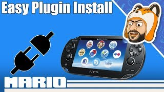 How to Easily Install Plugins on Your PS Vita/PSTV | Autoplugin Tutorial