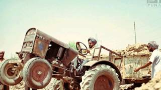 Bailaras Tractor's clip from new punjabi movie of Binnu Dhillon