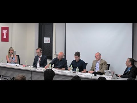 Public Lecture Video (6.27.2016) Brexit vote: Analysing the results of the UK's EU referendum