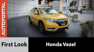 Honda Vezel - First Look - Autoportal