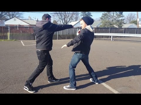 Why Do People Fight with Hands Down Low? Like Conor McGregor