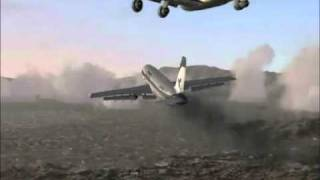 "VIDEO_ Fatal AIRBUS CRASH caused by ""Air Rage"""