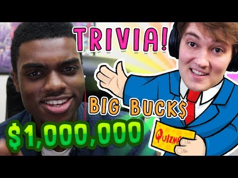 Wacky Trivia Questions with Tamago2474