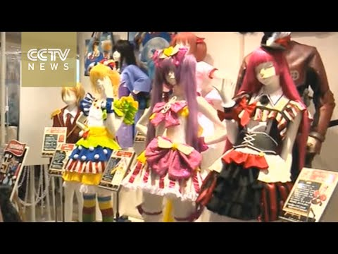 Japan Comic Convention: Enthusiasts queue up for favorite comics