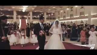 Bruidspaar Leyla & Emir in Het Paleis