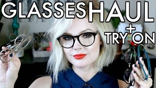AFFORDABLE GLASSES HAUL | WHY I'LL NEVER SHOP AT LENSCRAFTERS AGAIN!