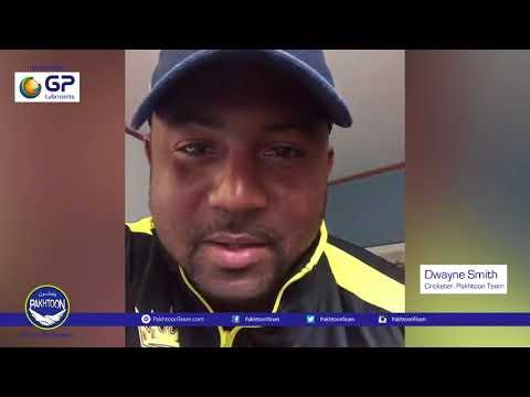 Dwayne Smith - The Pakhtoon Team