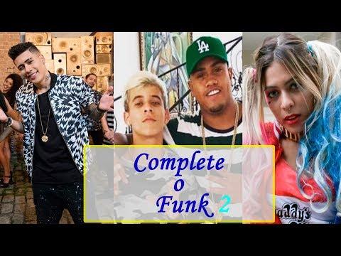 DESAFIO: Complete o Funk! Parte 2 (MC Pedrinho, MC Kevinho, MC Bella, ...)