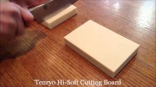 Tenryo Hi-soft Cutting Board