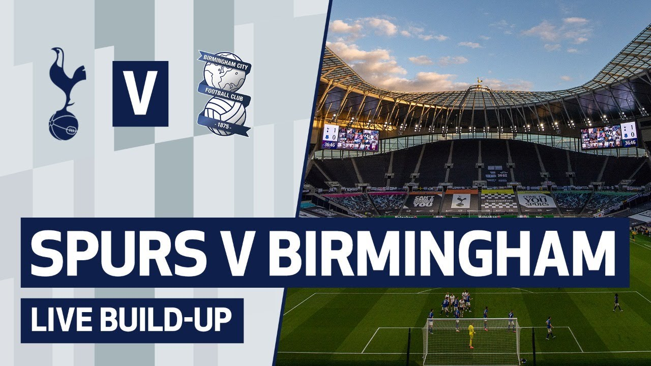 SPURS V BIRMINGHAM CITY | PRE-MATCH BUILD-UP