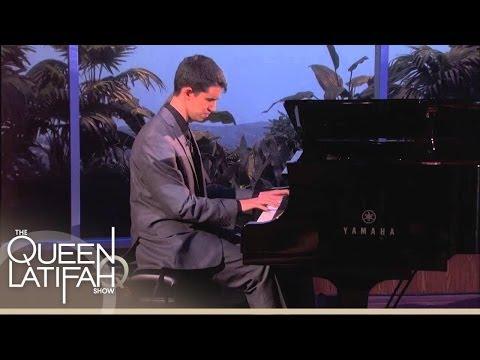 Musical Prodigy Justin Kauflin | The Queen Latifah Show