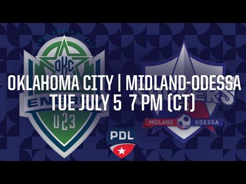 Energy FC U23 vs. Midland/Odessa Sockers FC