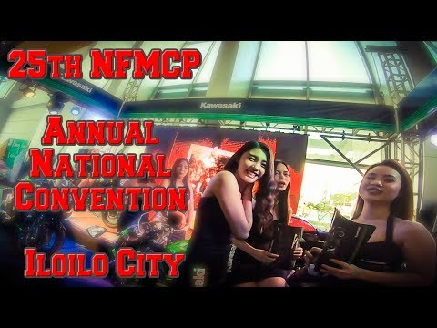 Touch Down Iloilo City! | 25th NFMCP Annual National Convention Day 1