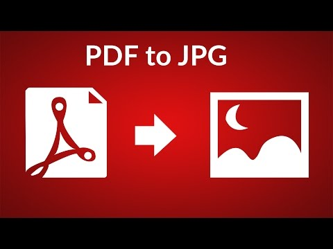 How To Convert PDF To JPG Without Losing Quality