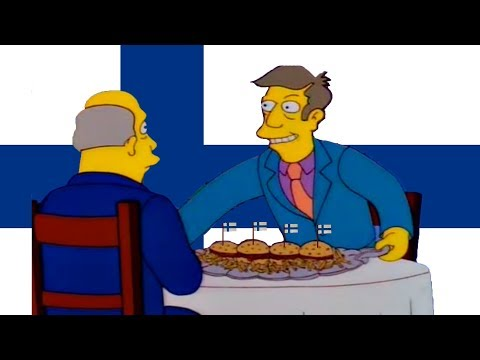 Steamed Hams But Skinner Has Finnish Accent