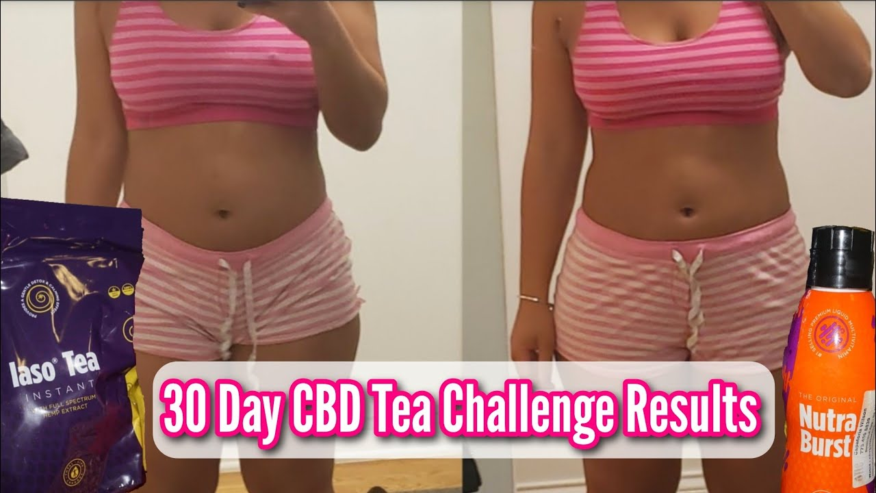 30 Day Total Life Changes Iaso Tea CBD Tea Challenge RESULTS | Aunt Tea Time