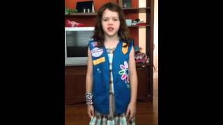 Make New Friends Girl Scout Song