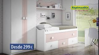 Gambar cover Spot rapimueble dormitorios juveniles mayo