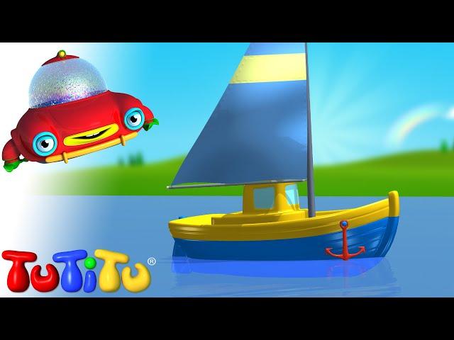 TuTiTu Barco Vídeos De Viagens