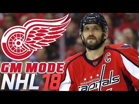 FREE AGENT STUD - NHL 18 - GM Mode Commentary - Detroit ep. 10
