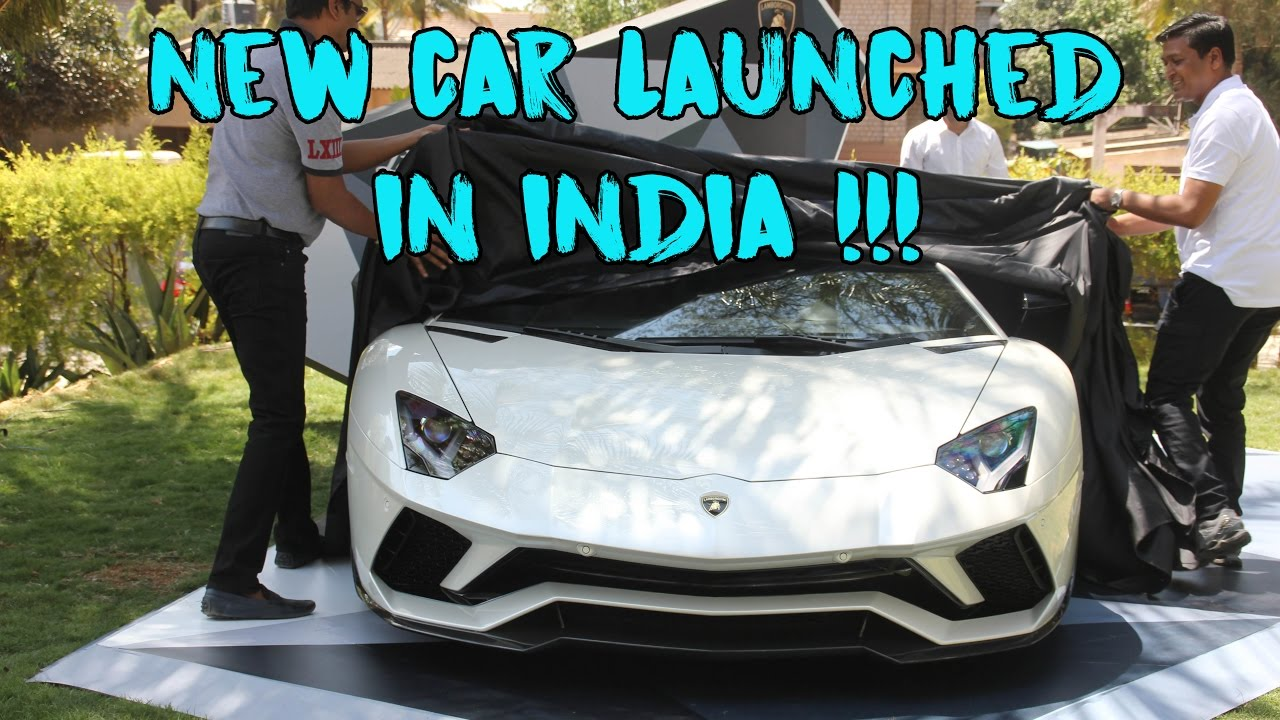 5 Crore Lamborghini Aventador S Launched In India Insane Revs