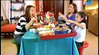 """SHARON AT HOME: """"Rainy Day w. Kids"""" (with KC, Frankie & Miel) - Part 3"""