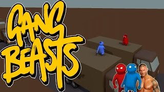 Gang Beasts - RKO!!! [Father Vs. Son] - Battle 3