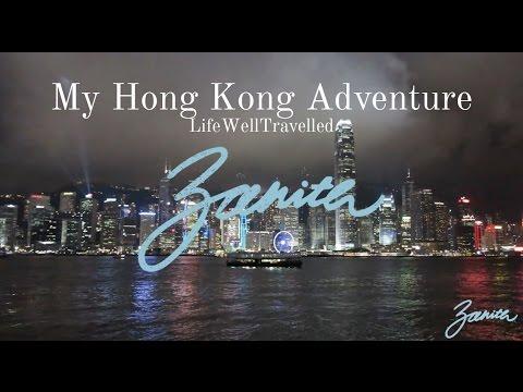 My Hong Kong Adventure - LifeWellTravelled