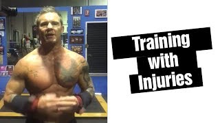 Training with Injuries