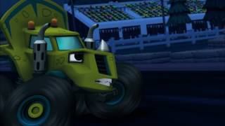 "Blaze and the Monster Machines - ""Light Riders"""